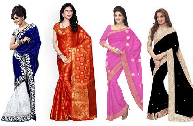 6 Different types of Saree material and Saree manufacturing