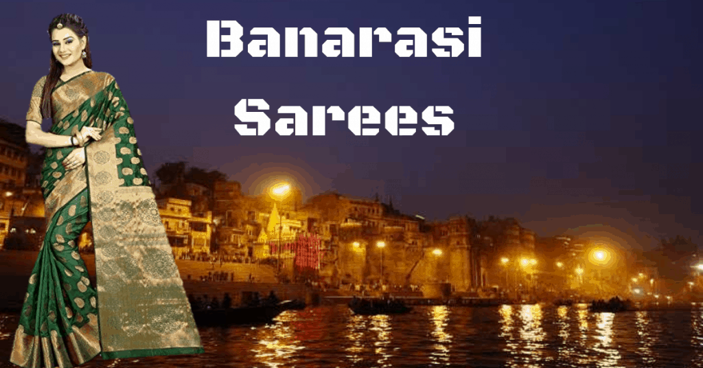 36c50835c5 Banarasi sarees are one of the most beautiful icons of India. When draped  it makes us feels like an angel from the heaven. Banarasi sarees are made  usually ...